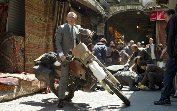 Film: James Bond 007 - Skyfall