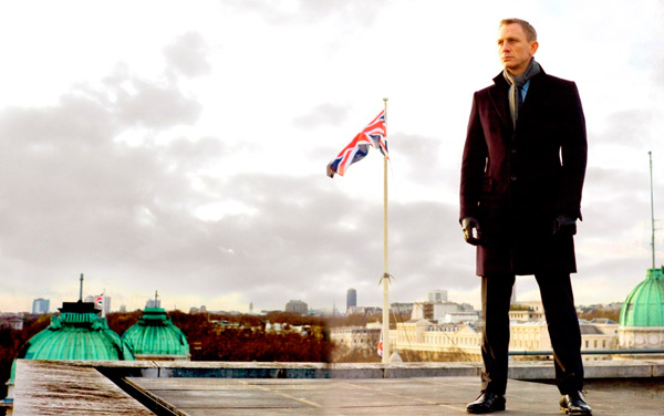 Film: James Bond 007 - Skyfall - Bild5