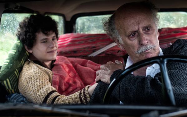 Film: Die Reise mit Vater - Bild6