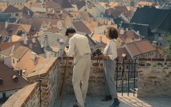 Film: Egon Schiele - Tod und Mädchen - Bild5