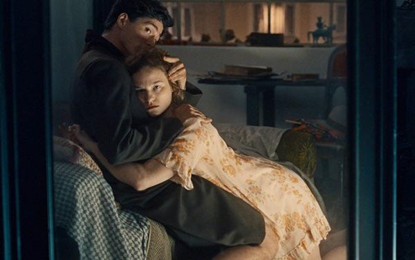 Film: Egon Schiele - Tod und Mädchen - Bild6