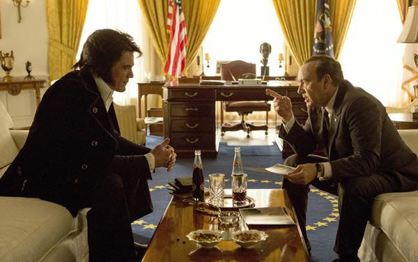 Film: Elvis & Nixon - Bild11