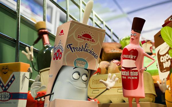 Film: Sausage Party - Es geht um die Wurst - Bild12
