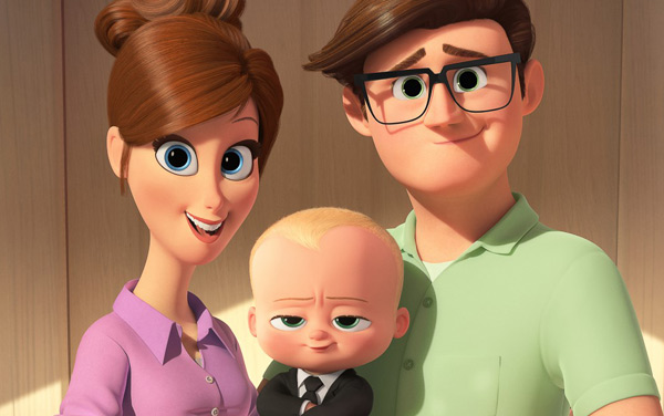 Film: The Boss Baby - Bild1