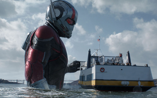 Film: Ant-Man and the Wasp - Bild2