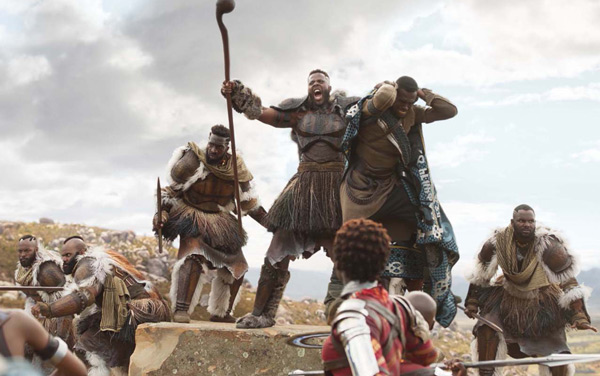 Film: Black Panther - Bild8