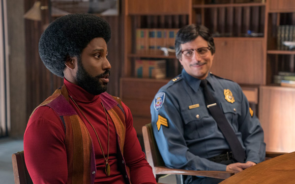 Film: BlacKkKlansman - Bild1