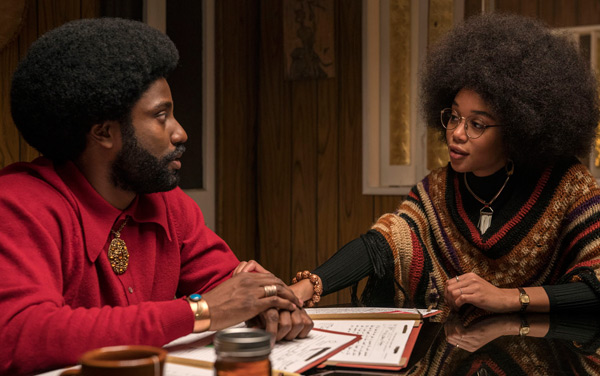 Film: BlacKkKlansman - Bild4