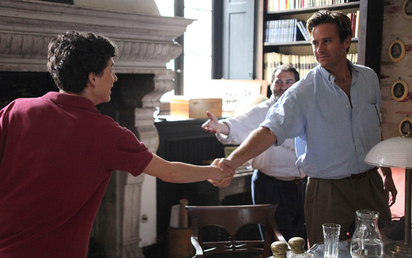 Film: Call Me by Your Name - Bild1