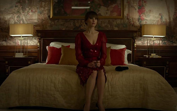 Film: Red Sparrow - Bild3