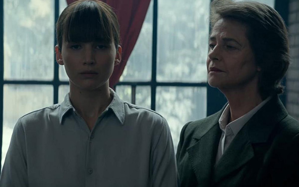 Film: Red Sparrow - Bild4
