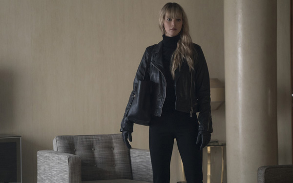 Film: Red Sparrow - Bild5