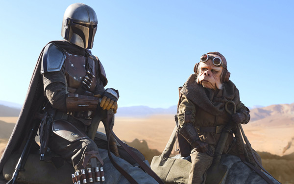 Film: The Mandalorian – Staffel 1 - Bild5