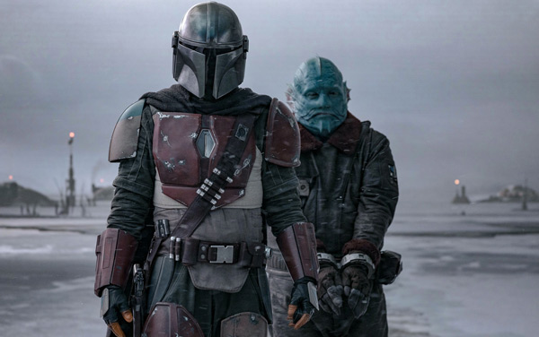 Film: The Mandalorian – Staffel 1 - Bild8